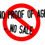 No Proof of Age No Sale