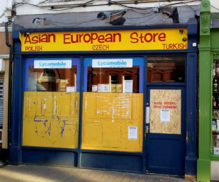Shop temporarily banned from trading in Gloucester city centre